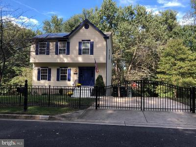 Temple Hills Single Family Home For Sale: 4212 Beachcraft Court