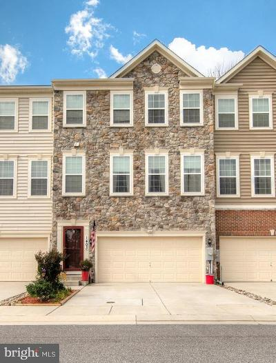Bel Air Townhouse For Sale: 1403 Livingston Square