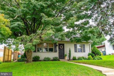 Camp Hill Single Family Home For Sale: 3 Locust Road