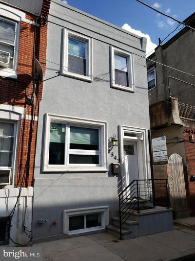 Point Breeze Townhouse For Sale: 1547 S Mole Street