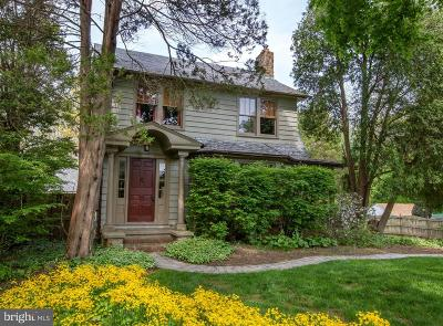 Bucks County Single Family Home For Sale: 2755 Durham Road