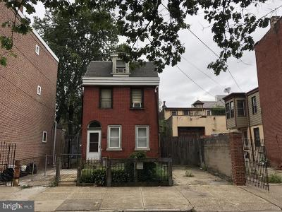Fishtown Single Family Home Under Contract: 627 E Thompson Street