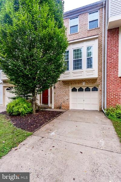 Fairfax Townhouse For Sale: 12094 Antler Court