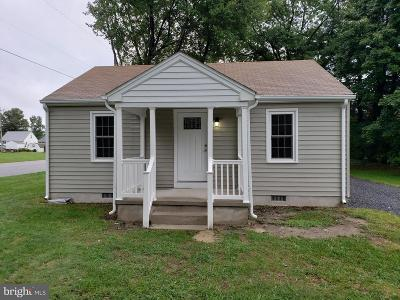 Ridgely Single Family Home For Sale: 402 Maple Avenue