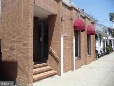 Millville Commercial For Sale: 106 E Pine Street