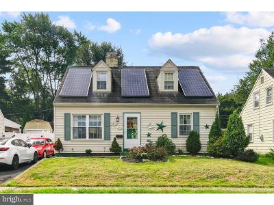Abington Single Family Home For Sale: 2224 Woodland Road