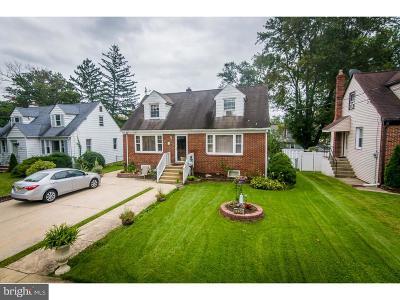 Pennsauken Single Family Home For Sale: 7024 Grant Avenue