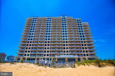 Ocean City Single Family Home For Sale: 2 48th Street #502