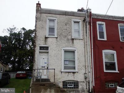 Philadelphia PA Townhouse Under Contract: $34,000