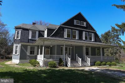 Baltimore Single Family Home For Sale: 600 Sudbrook Road