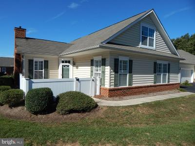 Fredericksburg Condo For Sale: 6321 Autumn Leaf Circle #4