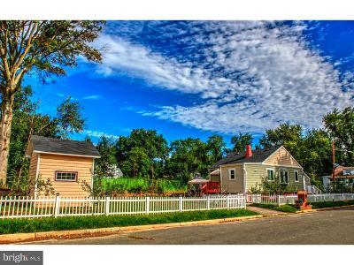Ewing Single Family Home For Sale: 45 Pennsylvania Avenue