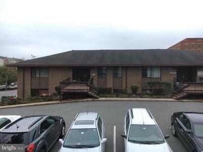 Fairfax, Fairfax Station Condo For Sale: 10500 Sager Avenue #D