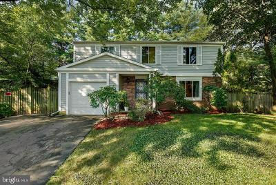 Gaithersburg Single Family Home For Sale: 414 Rock Lodge Road