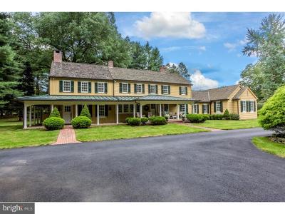 Bucks County Single Family Home For Sale: 114 Cedar Glen Drive