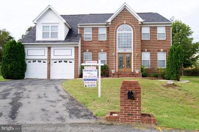 Bowie, Odenton, Upper Marlboro Single Family Home For Sale: 10100 Idaho Place