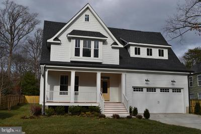 Annandale, Falls Church Single Family Home For Sale: 402 Spring Street S