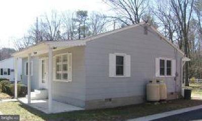 Single Family Home For Sale: 22414 Cedar Lane