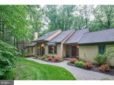 Chadds Ford Single Family Home For Sale: 8 Beechwood Circle