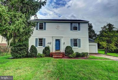 Baltimore County Single Family Home For Sale: 8403 Saunders Road