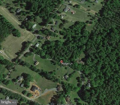 Warrenton Residential Lots & Land For Sale: Ridge Lane