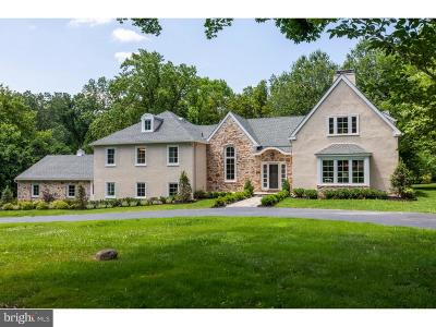 Gladwyne Single Family Home For Sale: 1258 Country Club Road