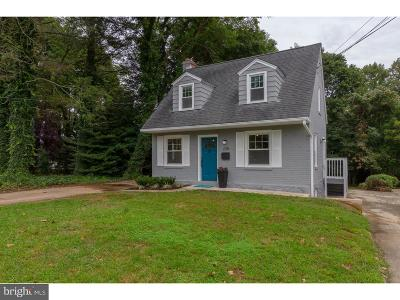 Ridley Park Single Family Home For Sale: 228 W Ridley Avenue
