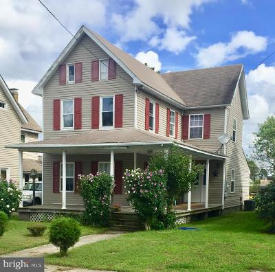 Harrington Single Family Home For Sale: 320 Weiner Avenue