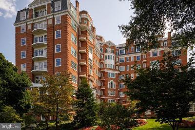 Washington Condo For Sale: 2660 Connecticut Avenue NW #5B
