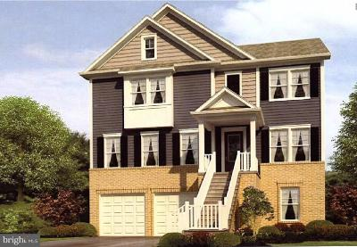 Fredericksburg City, Stafford County Single Family Home For Sale: 36 Clear Spring Lane