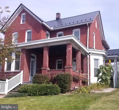 Frostburg Multi Family Home For Sale: 124 Main Street