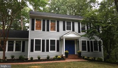 Reston Single Family Home For Sale: 2217 Quartermaster Lane