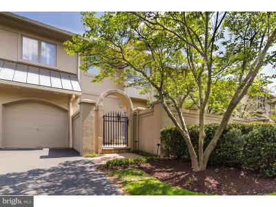 Bala Cynwyd Townhouse For Sale: 521 Lindy Lane