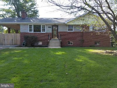 Accokeek Single Family Home For Sale: 16705 Dale Court