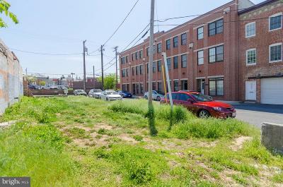 Baltimore City Residential Lots & Land For Sale: 2016 Duker Court
