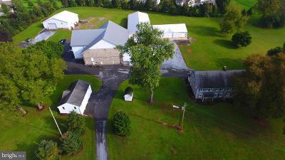 Dauphin County Farm For Sale: 2177 Swatara Creek Road