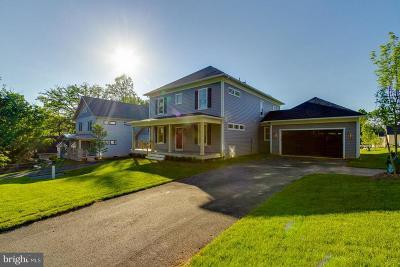 Herndon Single Family Home For Sale: 852 3rd Street