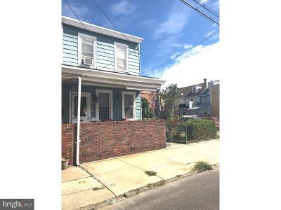 Gloucester City Single Family Home For Sale: 227 Bergen Street