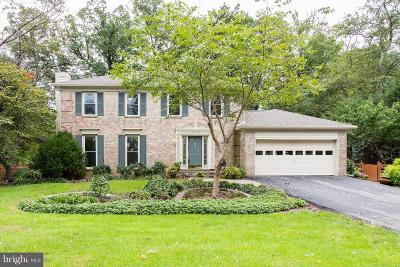 Laurel Single Family Home For Sale: 8703 Doves Fly Way