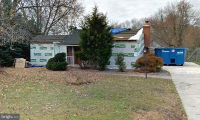 Bel Air Single Family Home For Sale: 2114 Thomas Run Road