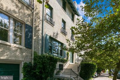 Townhouse For Sale: 1829 23rd Street NW