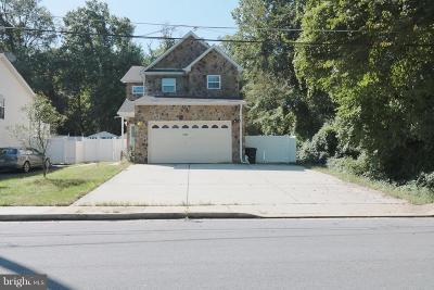 Fairmount Heights Single Family Home For Sale: 5717 Kolb Street