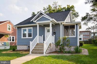 Hamden, Hamilton, Hamilton Area, Hamilton-Lauraville, Hamilton/Parkville, Hamilton/Rosemont East, Hamiltowne Single Family Home For Sale: 2817 Louise Avenue
