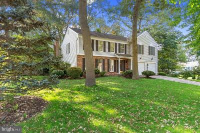 Shipleys Choice Boe Single Family Home For Sale: 974 Rustling Oaks Drive