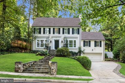 Spring Valley Single Family Home For Sale: 4916 Rockwood Parkway NW