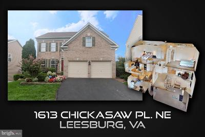 Edwards Landing Single Family Home For Sale: 1613 Chickasaw Place NE