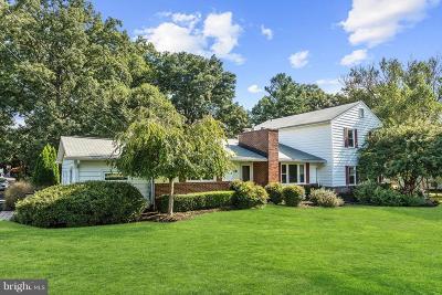 Laurel Single Family Home For Sale: 10346 Scaggsville Road