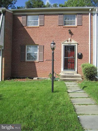 Fort Washington Condo For Sale: 1236 Palmer Road #109