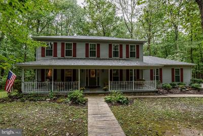 Ellicott City Single Family Home Active Under Contract: 2409 Wood Stream Court