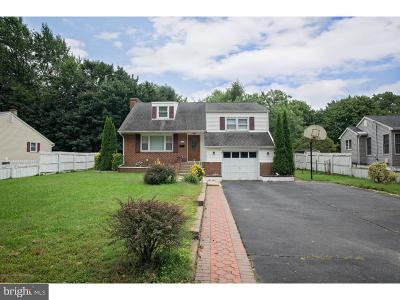 Hightstown Single Family Home For Sale: 104 Gilman Place